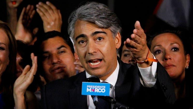 """ME-O tras encuesta donde un 65% no tiene candidato presidencial: """"Es la elección con más chance"""""""