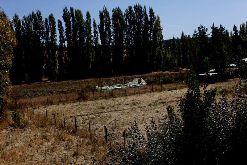 Déficit de agua caída en todo Chile: Solo una de 22 estaciones meteorológicas superó la cuota normal