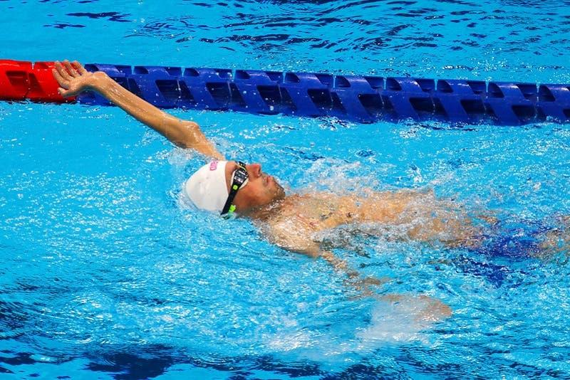 ¡Gigante! Alberto Abarza obtiene oro en natación de Juegos Paraolímpicos de Tokio
