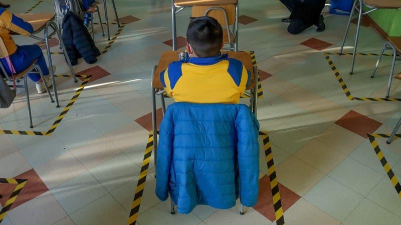 Aysén es la primera región del país en abrir el 100% de sus colegios