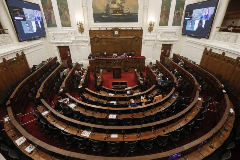 Convención: Comisión de reglamento aprueba que abstenciones no se consideren dentro de votaciones