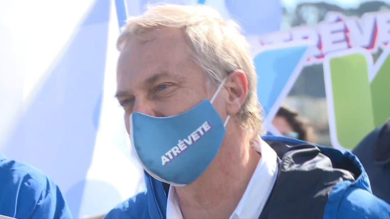 [VIDEO] Sube la tensión en la derecha: J.A. Kast redobla críticas contra Sebastián Sichel