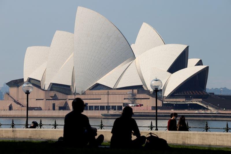 Nuevos casos de COVID-19 en Australia superan los mil por primera vez