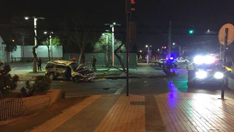 Accidente de tránsito deja un muerto y tres lesionados en La Florida