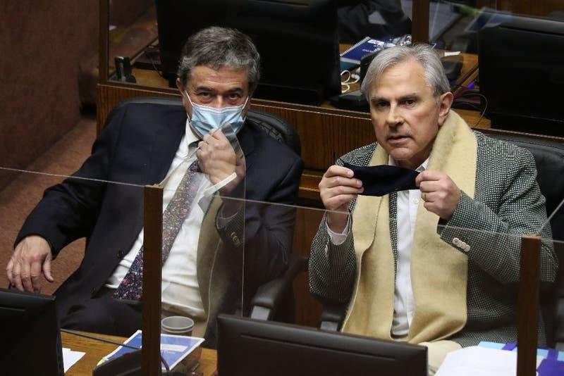 Cuarto retiro: Senadores de Chile Vamos anuncian rechazo a la iniciativa