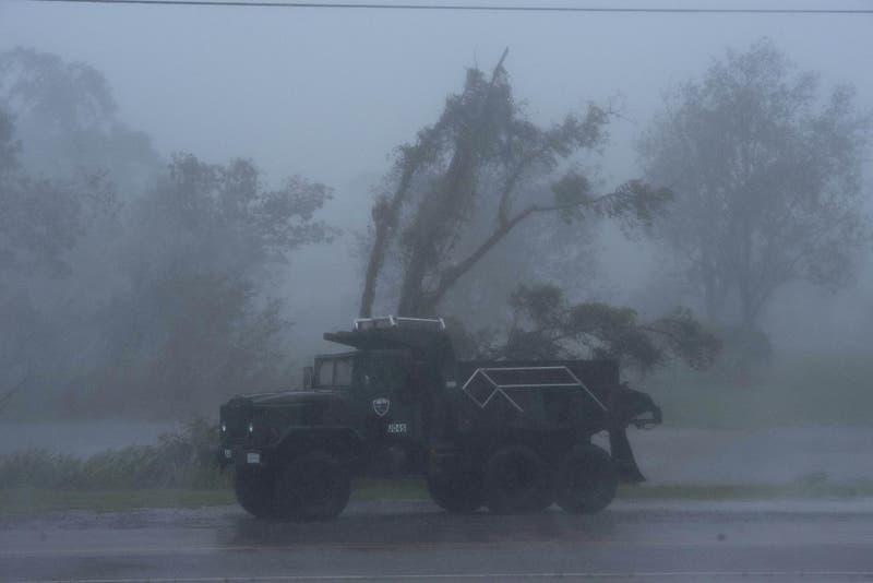 El peligroso huracán Ida toca tierra en Luisiana: 16 años atrás Katrina destruyó la misma zona
