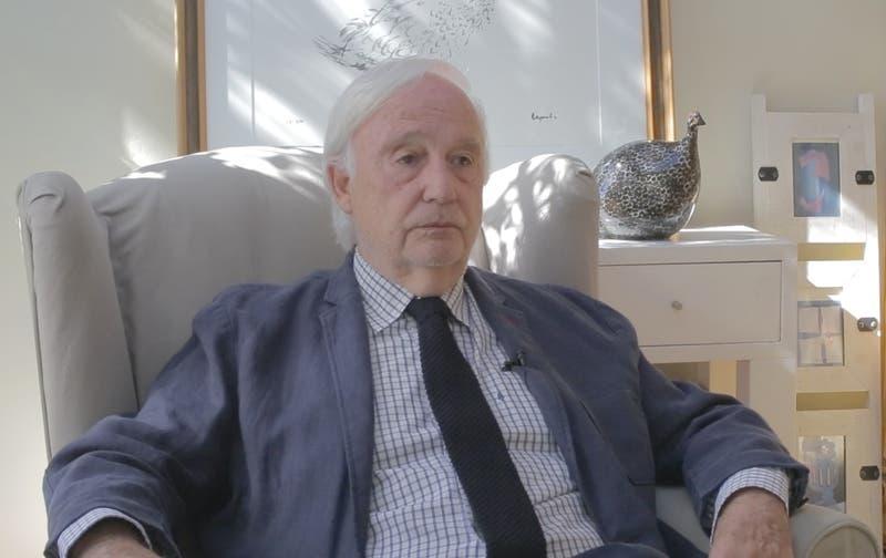 "Ex vicecanciller argentino, Andrés Cisneros: ""No es una diferencia mortal que justifique una guerra"""