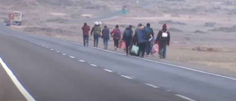 [VIDEO] Crisis migratoria en el norte parece no tener fin