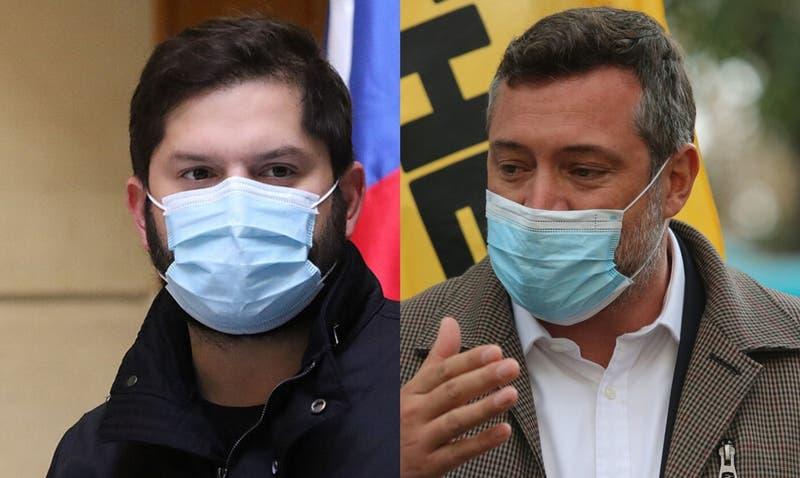 Cadem: Sichel y Boric lideran con un empate y Provoste sube en encuesta presidencial