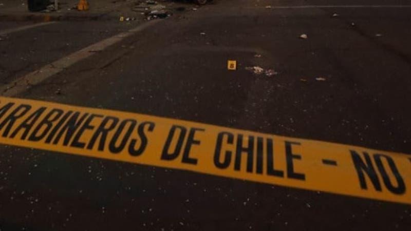 Lo Espejo: una mujer fallecida dejó accidente que involucró a moto que circulaba contra el tránsito