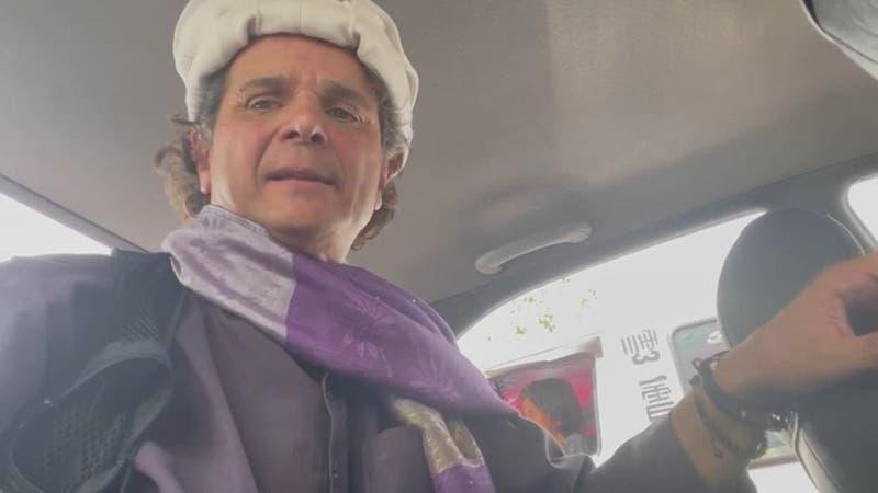 """Jorge Said tras su odisea para salir de Kabul: """"Sentíamos que podíamos haber hecho más"""""""