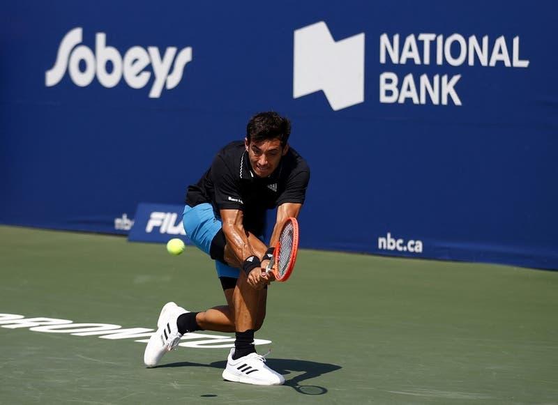 Garín debuta con un triunfo sobre Gombos y avanza a la segunda ronda del US Open