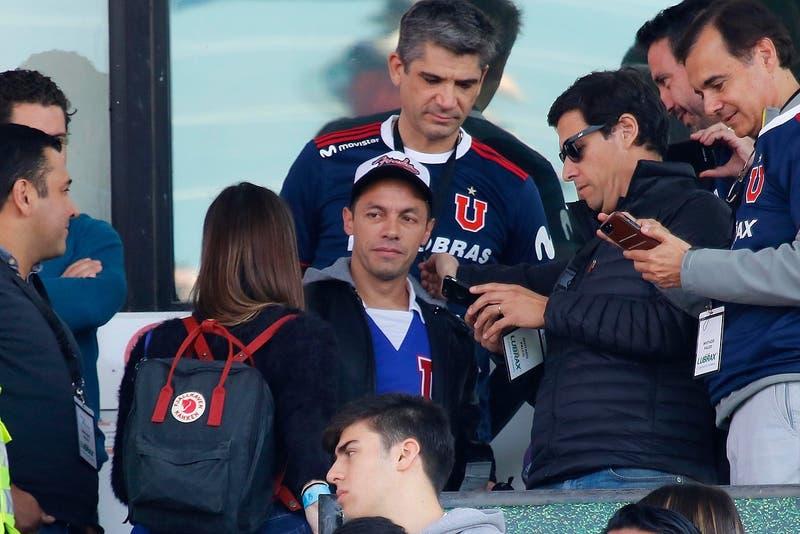 """Marcelo Díaz se resigna a su regreso: """"Ya no me quisieron en la U"""""""
