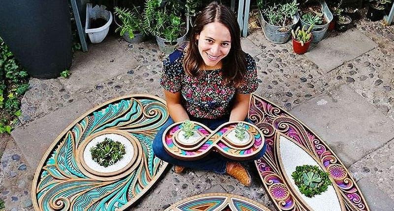 Isidora Gómez Art: El emprendimiento destacado de la semana en #EmprendedoresWorkCafé