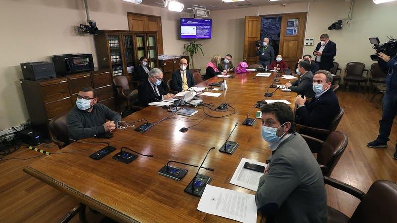 Ilabaca espera despachar proyecto de cuarto retiro a Sala de la Cámara antes del 18 de septiembre