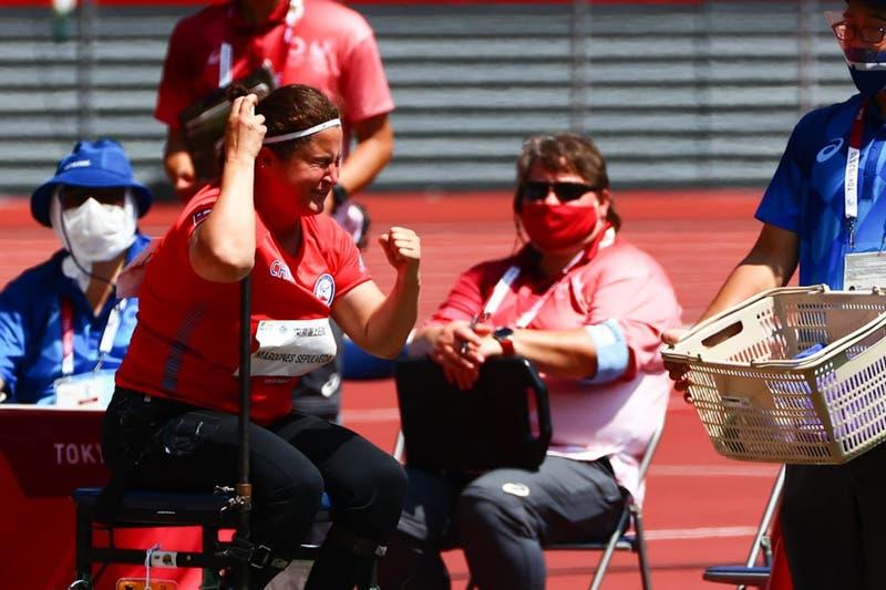 Medallero: Chile suma dos oros y así va en los Juegos Paralímpicos de Tokio 2020