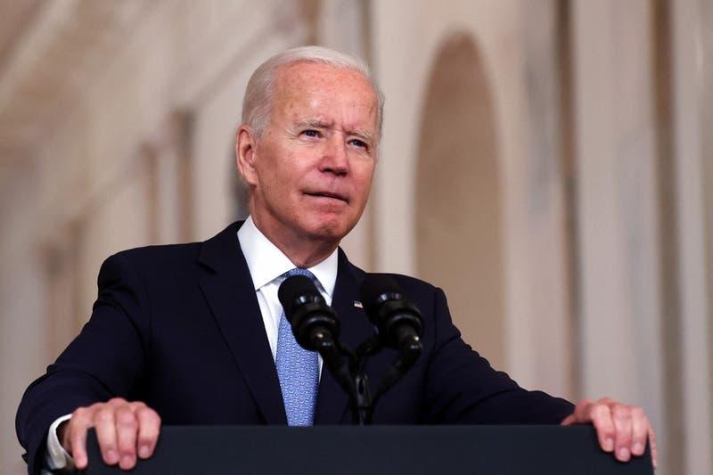 Gobierno de Biden le pide a un juez bloquear la ley antiaborto de Texas