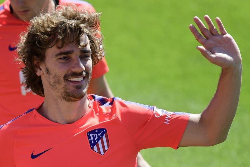En Francia aseguran que Antoine Griezmann vuelve del FC Barcelona al Atlético de Madrid