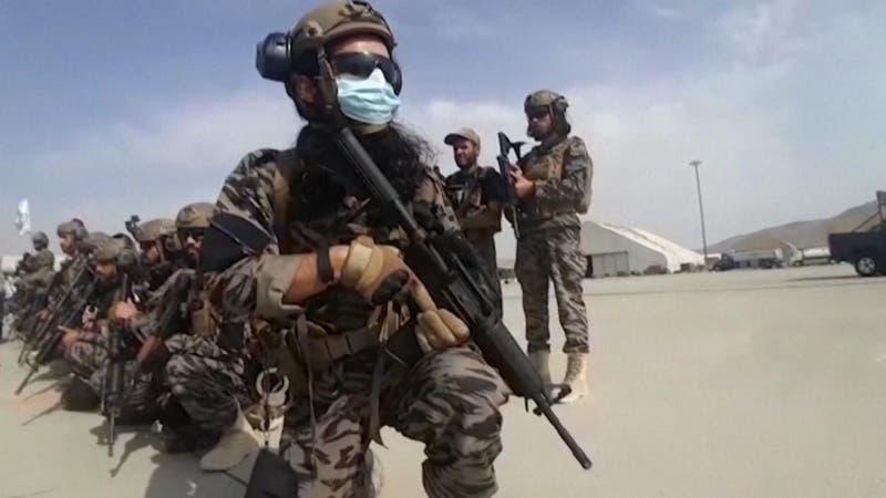 """Afganistán: Talibanes celebran su """"independencia"""" tras retirada total de EE.UU."""