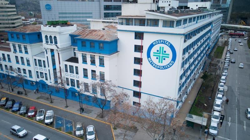 Hospital Metropolitano reducirá capacidad de atención a un 44% por obras viales del Costanera Center