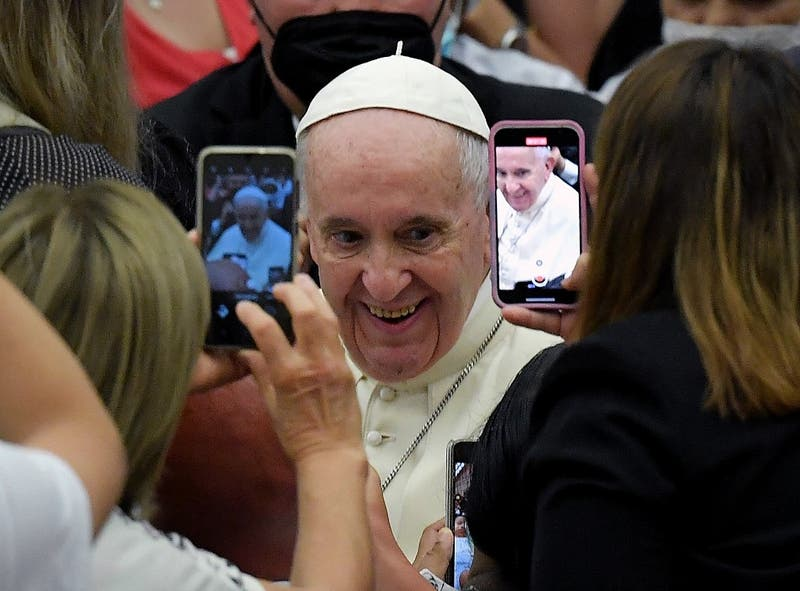 """""""Ni se me pasó por la cabeza"""": Papa Francisco responde a rumores de su renuncia"""