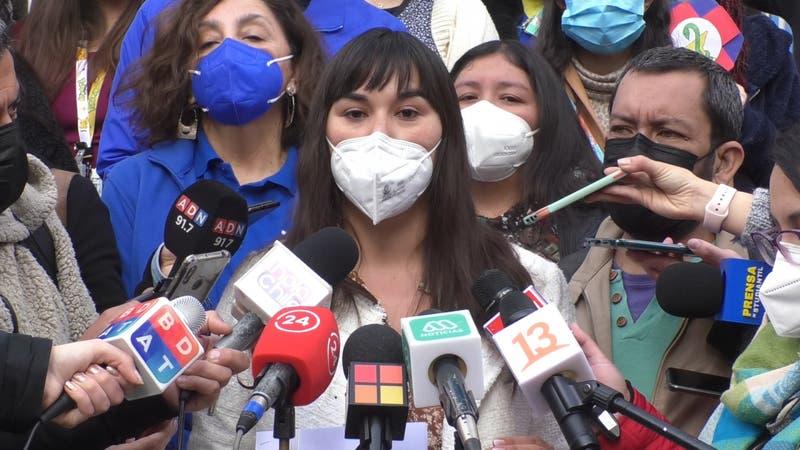 """Izkia Siches por reducción de atención del Hospital Metropolitano: """"Es inconcebible"""""""
