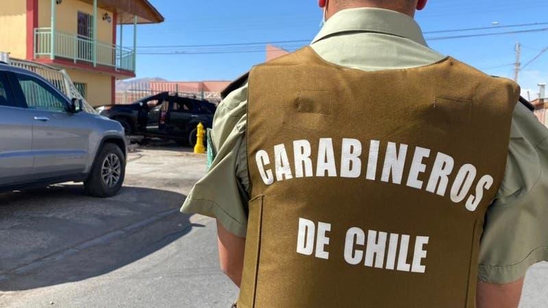 Amplían detención de carabinero involucrado en muerte de ciudadano haitiano en La Ligua