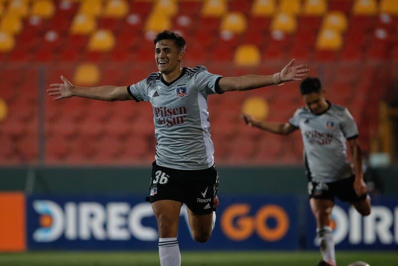 De la mano de Solari, Colo-Colo vence a la Unión Española y está en la final de la Copa Chile 2021