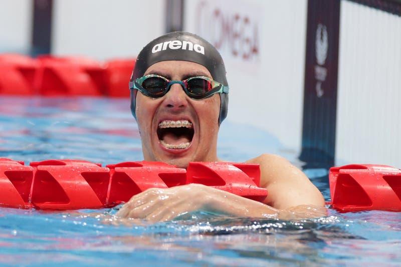 ¡Gigante! Alberto Abarza logra medalla de plata para Chile en Juegos Paralímpicos de Tokio
