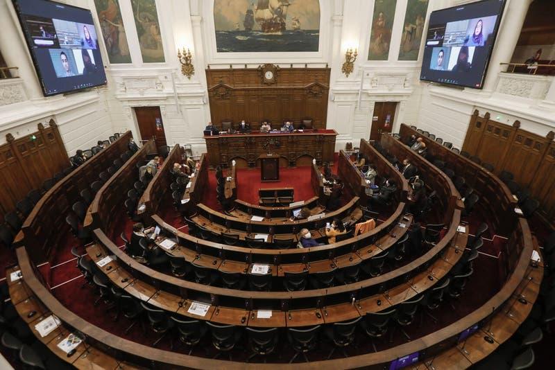 1.128 indicaciones se ingresaron a la propuesta reglamentaria de la Convención Constitucional