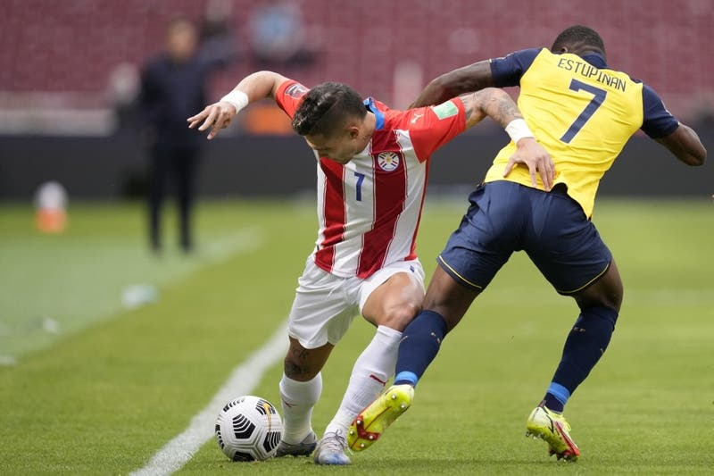 [Minuto a Minuto] Ecuador y Paraguay se enfrentan en Quito por las Clasificatorias