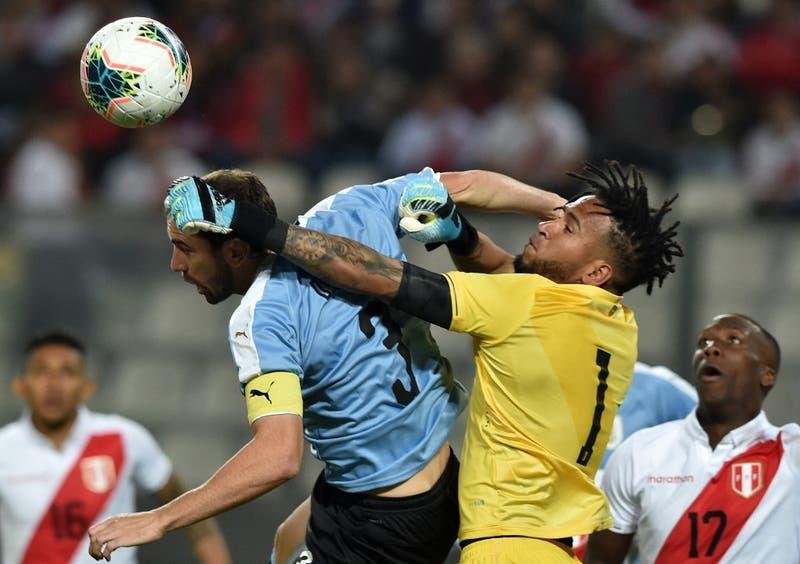 [Minuto a Minuto] Perú y Uruguay se miden en el Nacional de Lima por las Clasificatorias