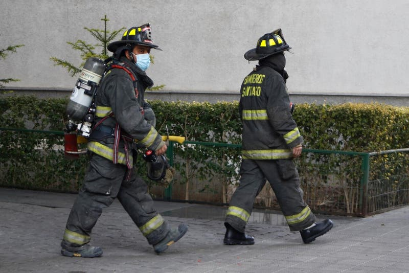 Bomberos de Santiago denuncia interferencia de comunicaciones radiales