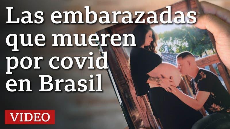 El dramático saldo de muerte para las embarazadas contagiadas de covid en Brasil