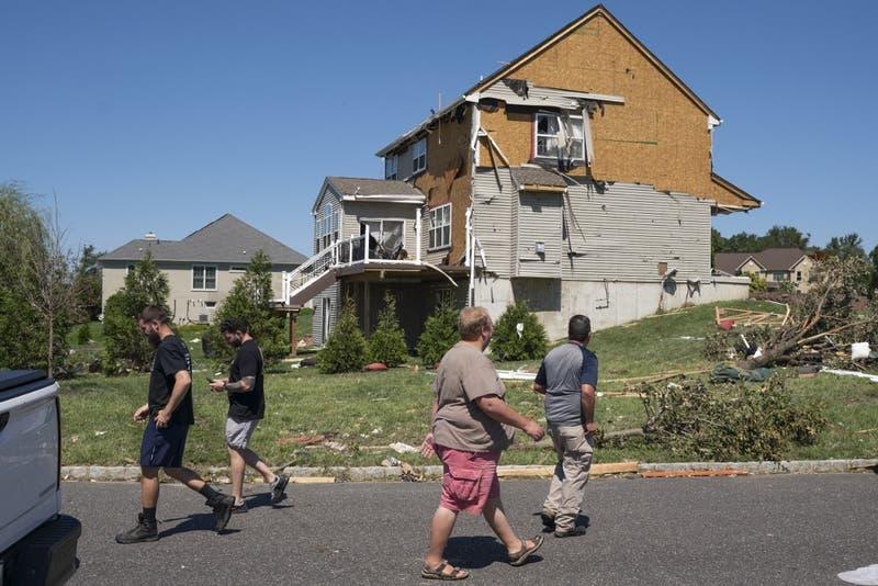 Chilena que estaba en New Jersey falleció durante el paso de huracán Ida