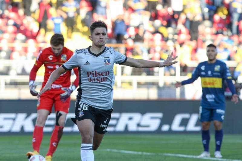 Colo Colo, agarrado a sus jóvenes promesas, derrotó a Everton y es campeón de Copa Chile