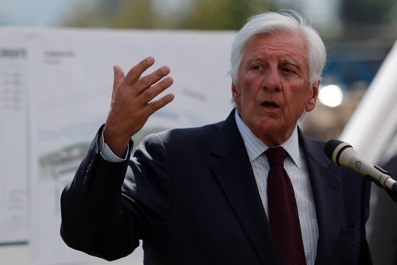 Raúl Torrealba, ex alcalde de Vitacura, renuncia a Renovación Nacional