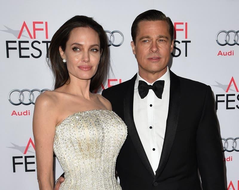 Angelina Jolie dice que peleó con Brad Pitt porque trabajó con Harvey Weinstein