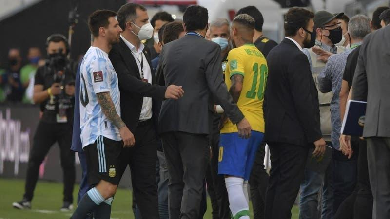 "Castrilli tras suspensión del Brasil-Argentina: ""Jueguen en Asunción como obligaron a Coquimbo"""