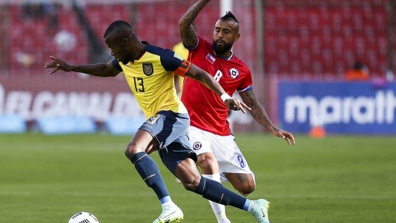 Tabla de posiciones: Así lucen las Clasificatorias a Qatar 2022 tras el empate de La Roja