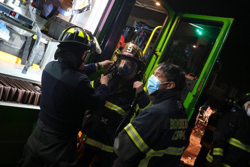 Un incendio consume la casa del alcalde de Puerto Octay