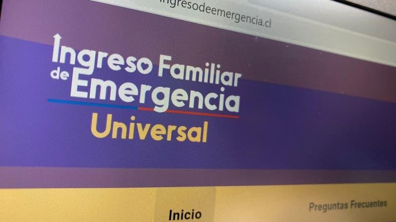 IFE Universal: Cuáles son los montos y cómo postular entre el 6 y el 16 de septiembre