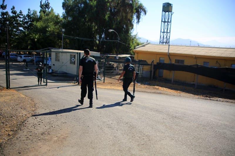 COVID-19 en Punta Peuco: Comandante (R) está internado