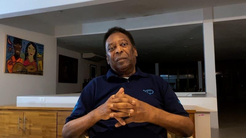 Aseguran que Pelé se encuentra hospitalizado