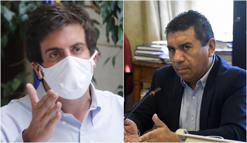 """Schalper (RN) apoya candidatura de Velásquez: """"El proceso penal tiene que aspirar a la reinserción"""""""