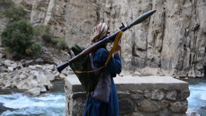 Talibanes aseguran controlar el Valle de Panshir en Afganistán
