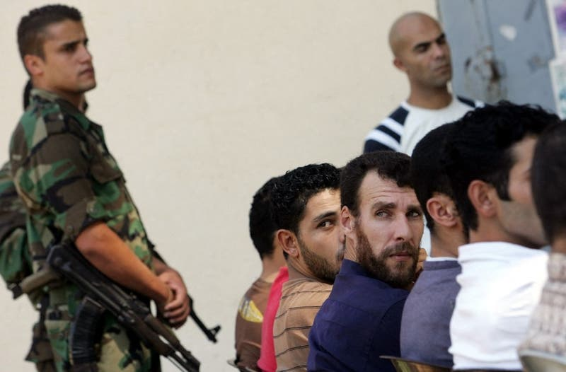 Seis palestinos se fugan de una prisión israelí, incluido un exjefe de un grupo armado