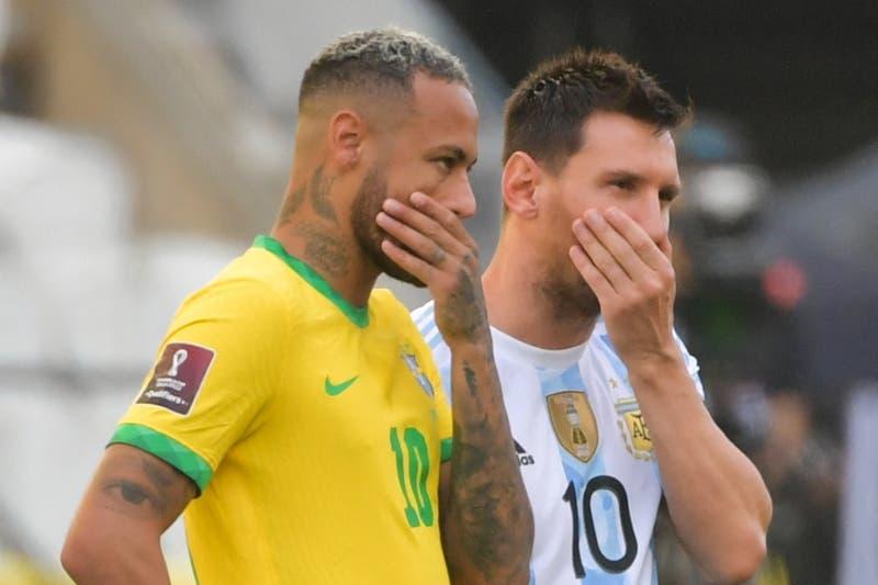 FIFA notifica a Argentina y Brasil de procedimiento disciplinario tras escándalo en Clasificatorias