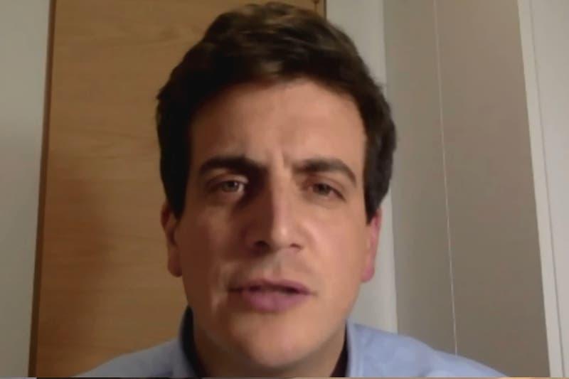 """Diputado Diego Schalper: """"El gobierno da una señal muy nítida de querer fortalecer las pensiones"""""""