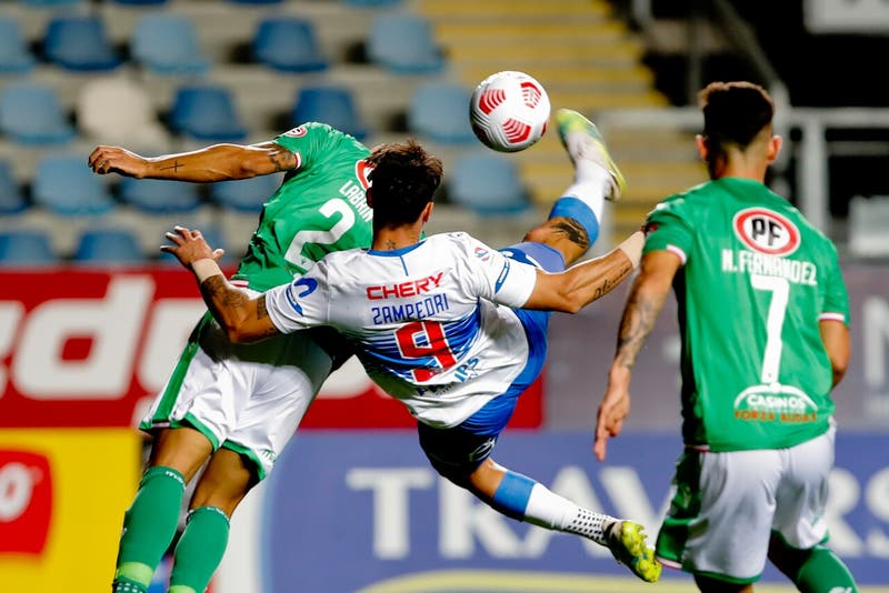 La UC recibe a Audax Italiano buscando volver al triunfo en el primer partido sin Gustavo Poyet